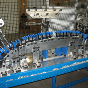 automated assembly systems 16